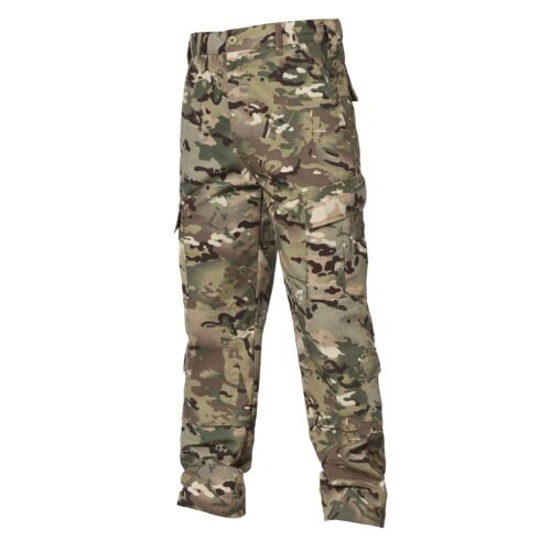 Mens TACTICAL Military Pants Combat Cargo Trousers Army Camo Airsoft Hunting BDU