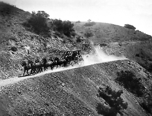 1905-Stagecoach-Catalina-Island-CA-Vintage-Old-Photo-8-5-034-x-11-034-Reprint