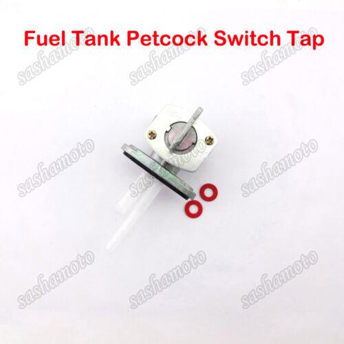 Fuel Tank Gas Petcock Switch Valve For PW80 TTR125 DRZ400 Pit Dirt Motor Bike