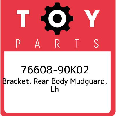TOYOTA 76608-35110 Quarter Panel Mudguard