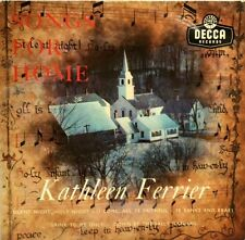 KATHLEEN FERRIER Songs For Home ORIGINAL 1957 UK 5 Track EP PICTURE SLEEVE