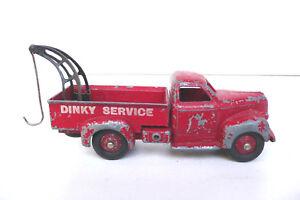 DINKY-TOYS-FRANCE-STUDEBAKER-DEPANNEUSE-REF-25-R-1949-ETAT-DE-JEU