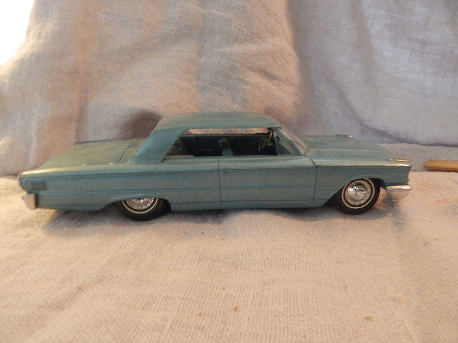 Vintage 1963 Ford Galaxie Dealer Promo Model 8 1 4