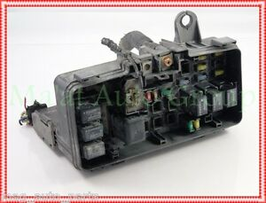 s l300 acura mdx fuse box engine bay 03 04 05 06 oem no cover 3 5l used 6
