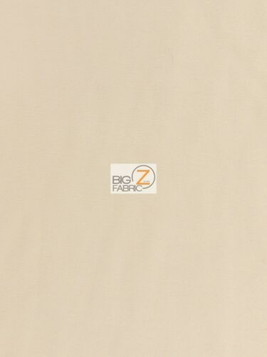 SOLID STRETCH SPANDEX COSTUME NYLON FABRIC - Nude - 58/60 LEGGINGS FASHION