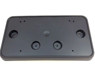2019 Chevrolet Silverado Front Bumper License Plate Bracket new OEM 84428905