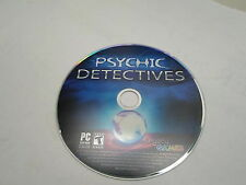 PC Game: Psychic Detectives Amazing Hidden Object Games