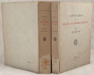 ANNUARIO-DELLA-REALE-ACCADEMIA-D-ITALIA-1933-1937-TUCCI-INDO-TIBETICA-TIBET