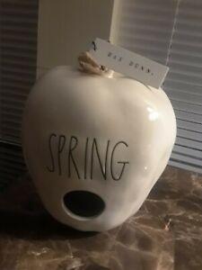 Rae-Dunn-SPRING-Apple-Birdhouse