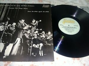 GLENN-MILLER-AND-HIS-ORCHESTRA-I-Sustain-The-Wings-Shows-LP-VINYL-UK-VG-VG