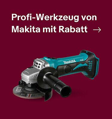 Profi-Werkzeug von Makita mit Rabatt