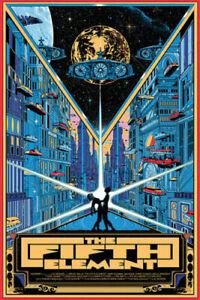 T1714 24x36 Silk Poster STAR WARS RETURN OF THE JEDI Episode VI 6 Movie Empire
