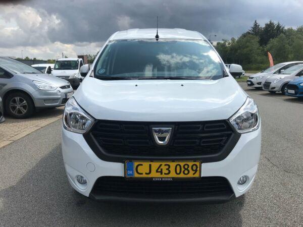 Dacia Dokker 1,5 dCi 90 Ambiance Van - billede 4