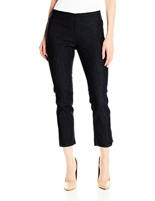 NYDJ Womens Collection Nydj Petite Millie Pull On Ankle Jeans In Premium