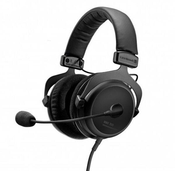 Beyerdynamic Mmx 300 2a Generation Headphones Closed for Gaming Black
