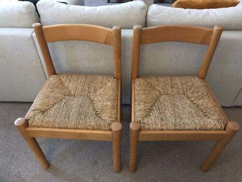 Vico Magistretti Carimate Chairs For Cassina