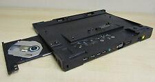 LENOVO IBM THINKPAD ULTRABASE SERIES 3 docking station X230 04W6846 graveur dvd