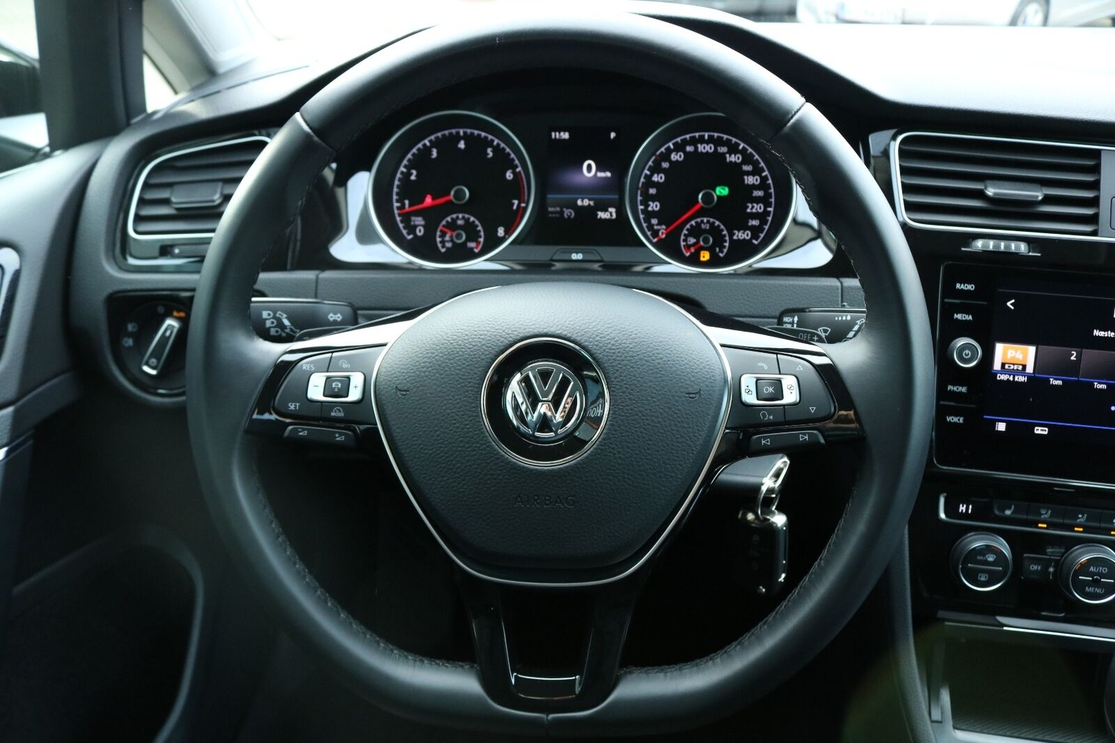 VW Golf VII TSi 150 Highl. Variant DSG