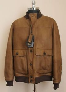 fa2330487 Details about MASSIMO DUTTI LIMITED EDITION DOUBLE-SIDED LEATHER JACKET |  MADE EUROPE | $ 1399