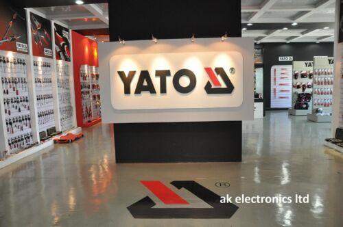 """Yato professionnel magnétique contour magnétique Profile Gauge forme 44x125mm 1.7x5/"""""""