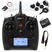 Spektrum SPM8010 DX8 Gen 2 DSMX 8-Ch Transmitter Mode 2 w/ Quad Racing Receiver