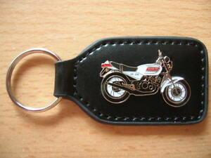 PORTACHIAVI-YAMAHA-RZ-250-RZ250-BIANCO-MOTO-0477-BICI-MOTO