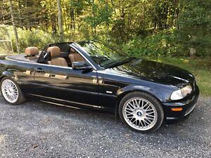 BMW 330CI DÉCAPOTABLE 2003