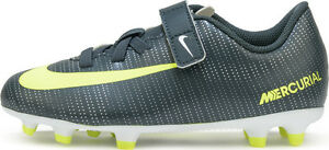check out a206b 18ebf Details about 2017 Nike Mercurial X Vortex 3 (V) CR7 Junior Kids F.G  Football Boots Ronaldo