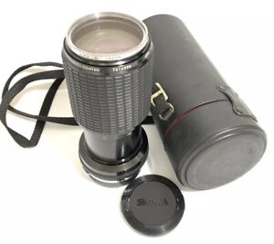 Vtg-Zoom-Sigma-K2-KII-f-4-5-70-210mm-Lens-Multi-Coated-OLYMPUS-Japan-52mm-Filter