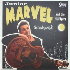 Junior Marvel and The Hi-Flyers - Saturday Night 10 inch 25 CM Vinyl Edition NEW