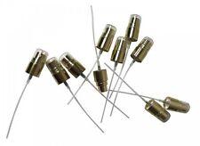 10 x Sprüh-Zerstäuber gold ✿ DIN18 Gewinde ✿ Pumpzerstäuber ✿ 1a Qualität Metall