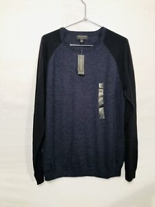 NWT Banana Republic Merino Wool Sweater Men's Size Large Crew Neck  NEW
