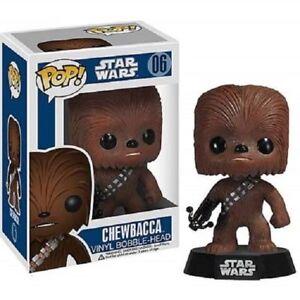 Funko-Pop-Chewbacca-Serie-Star-Wars-Subito-Disponibile