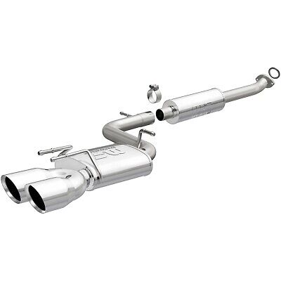 Performance Exhaust Systems >> Magnaflow 19410 Cat Back 2 5 Performance Exhaust System Dual Out Stainless Ebay
