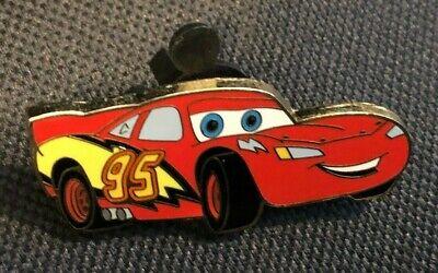 Disney Trading Pin Cars Pixar Lightning Mcqueen Nascar Race Car