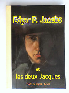 Bierme-Edgar-Pierre-Jacobs-et-les-deux-Jacques-TL-a-999-ex-TTBE