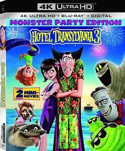 HOTEL-TRANSYLVANIA-3-4K-UHD-Blu-ray-Digital-HD-NEW-HotelTransylvania-Comedy