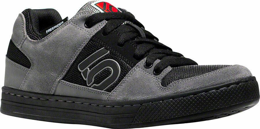 Five Ten Freerider Flat Pedal Zapatos  gris Negro 8