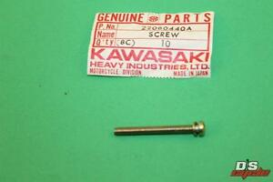 NOS-KAWASAKI-KE100-KVF650-KVF750-KZ305-TAIL-LIGHT-SCREW-4X40MM-220B0440