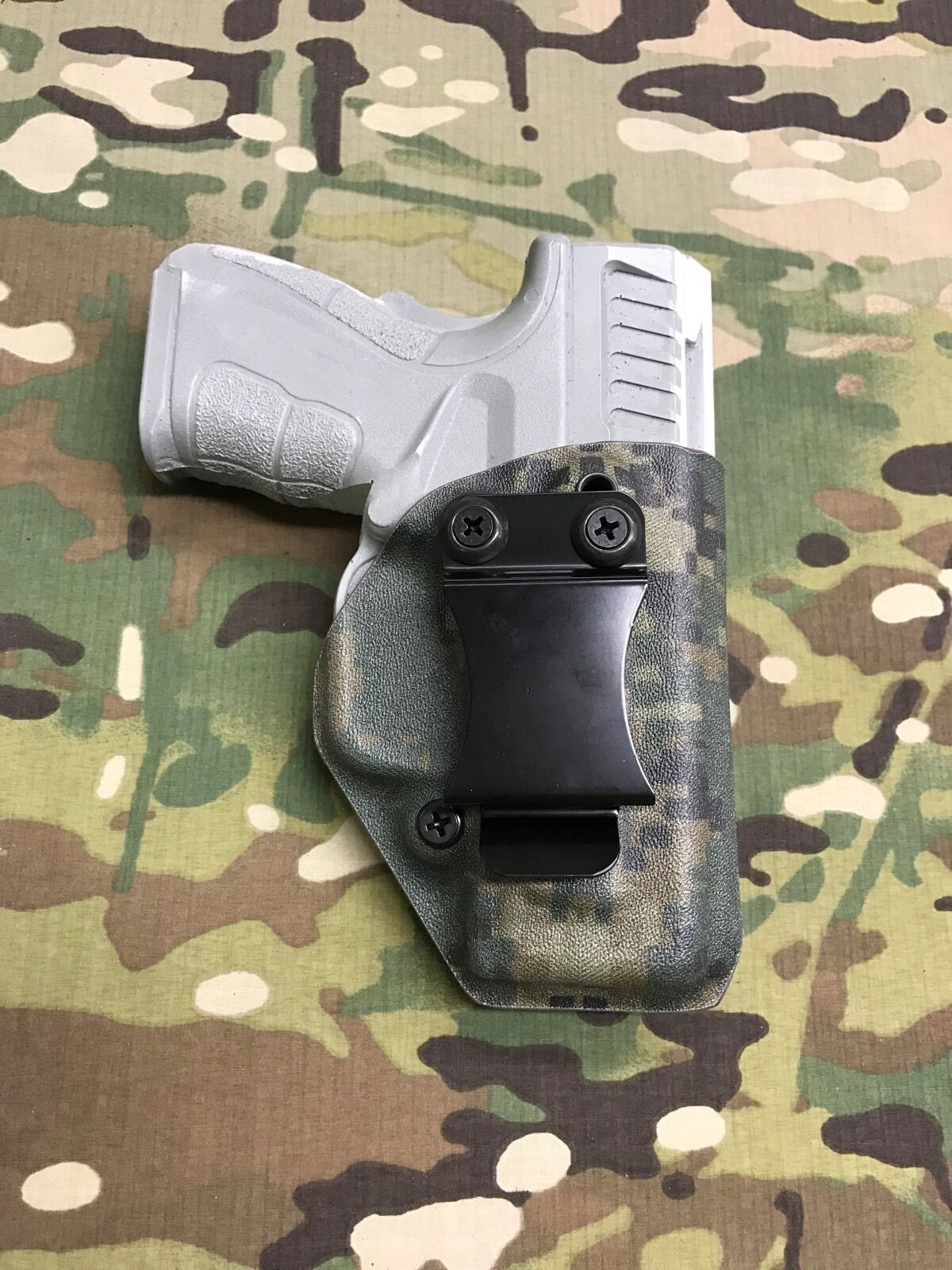Woodland Digital Kydex AIWB Holster for Springfield XD MOD.2  w/adj. Ret.