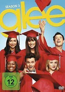 Glee-Season-3-6-DVDs-de-Eric-Stoltz-Brad-Falchuk-DVD-etat-bon