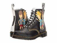 Men's Shoes Dr. Martens Beavis & Butt-head Pascal 22596922 Black / White