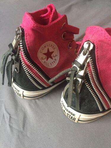 Taille Converse Rose Hi 3 Tops WnvEnBaXqO