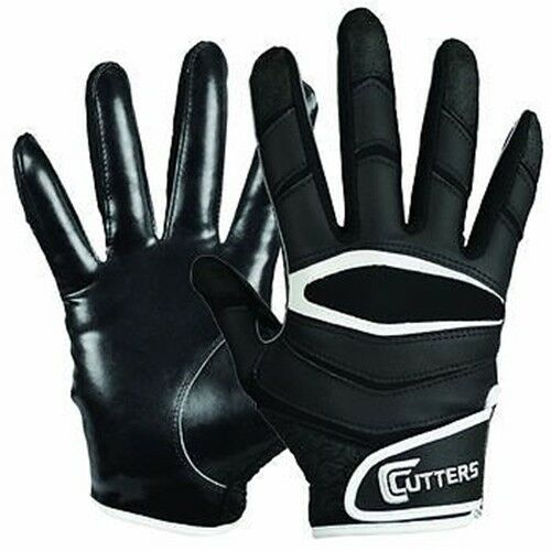 ADULT SMALL FOOTBALL CUTTERS X40 C-TACK REVOLUTION GLOVES