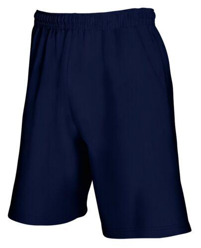 Fruit of the Loom Herren Kurze Jogginghose Hose Sporthose Bermuda Shorts *WOW*