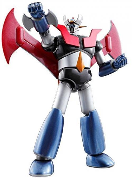 NEW Soul of Chogokin GX-01R MAZINGER Z 40th Anniversary Ver Action Figure BANDAI