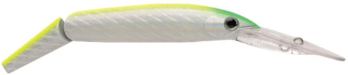 P-Line Predator Minnow 7 inch Deep Diving Jointed Jerkbait Striper Fishing Lure