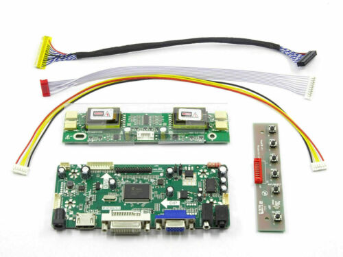 "Driver Controller Board Kit for 1280X1024 17/"" LCD M170E5-L09 HDMI+DVI+VGA"