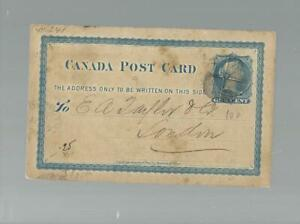 21268-1872-GA-One-cent-Canada-Post-card-n-London