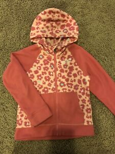 The North Face Girls 4T Fleece Jacket
